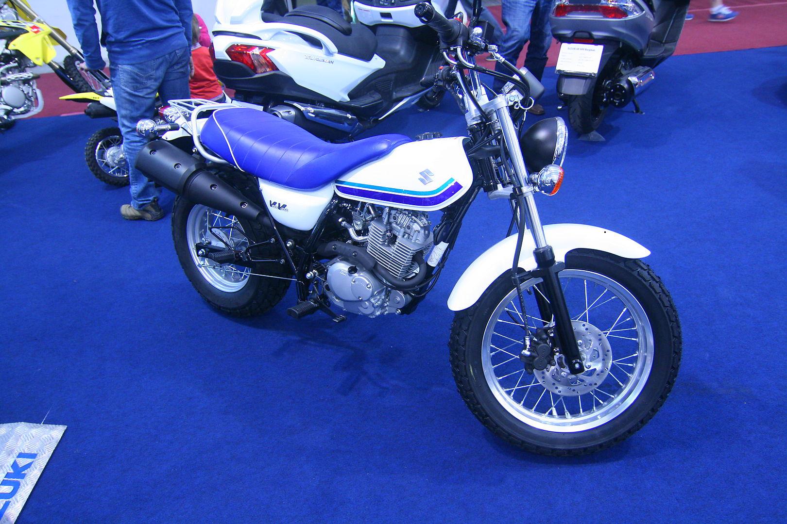 Suzuki RV 125Van Van L3